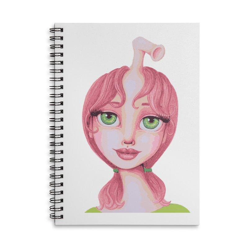 I Heart Cassie Accessories Notebook by Little Miss Tyne's Artist Shop