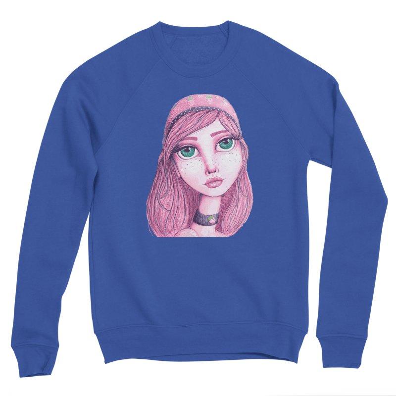 I Heart Strawberry Shortcake Women's Sweatshirt by Little Miss Tyne's Artist Shop