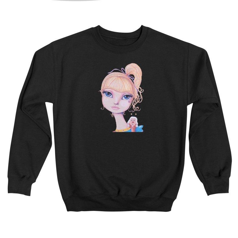 I Heart Rainbow Brite Women's Sweatshirt by Little Miss Tyne's Artist Shop