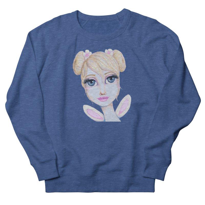 I Heart Butterbear Men's Sweatshirt by Little Miss Tyne's Artist Shop