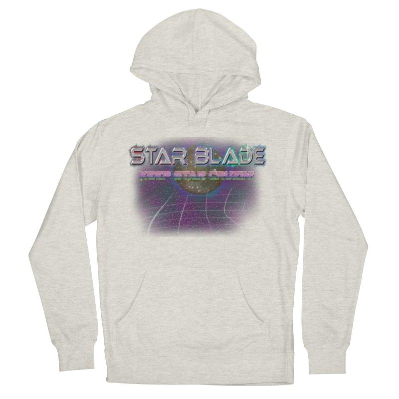 Star Blade Keep Star Cruzin' Women's Pullover Hoody by LlamapajamaTs's Artist Shop