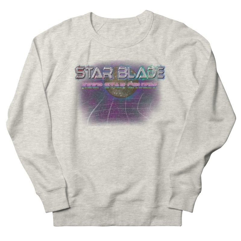 Star Blade Keep Star Cruzin' Women's Sweatshirt by LlamapajamaTs's Artist Shop