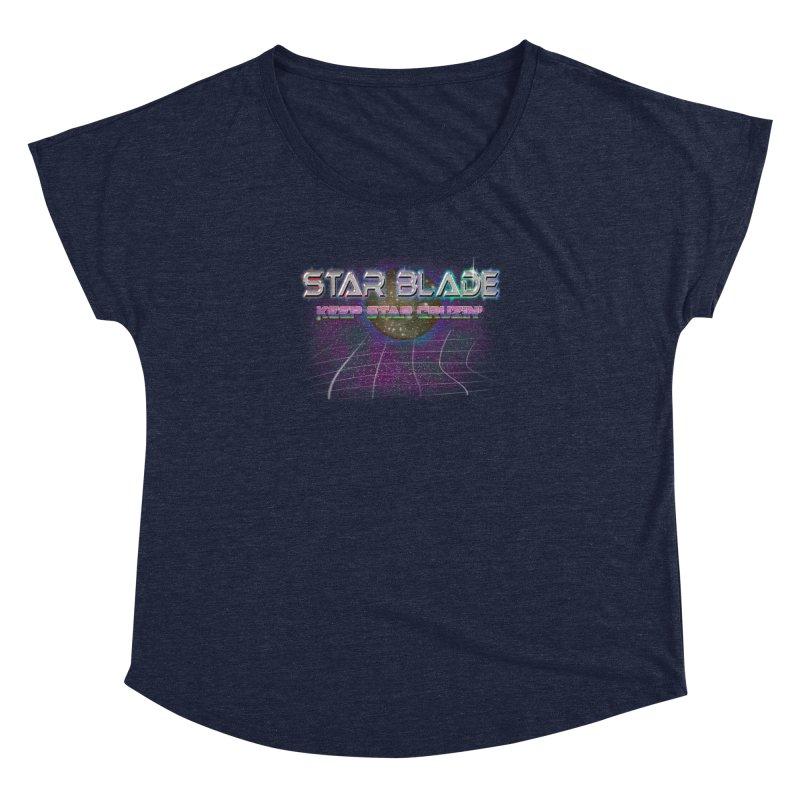 Star Blade Keep Star Cruzin' Women's Dolman by LlamapajamaTs's Artist Shop