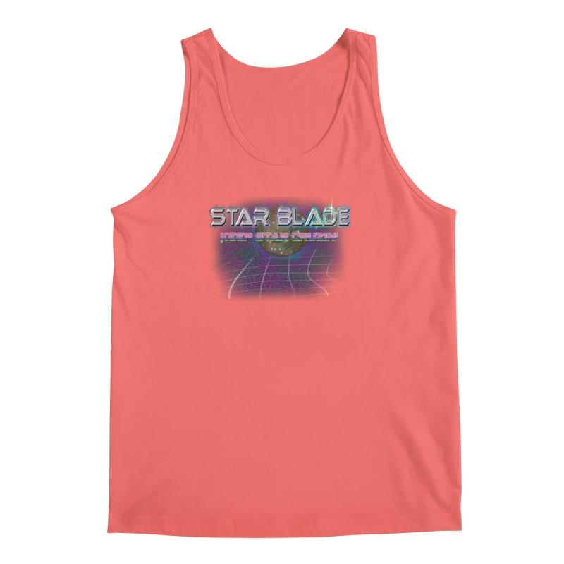 Star Blade Keep Star Cruzin' Men's Tank by LlamapajamaTs's Artist Shop
