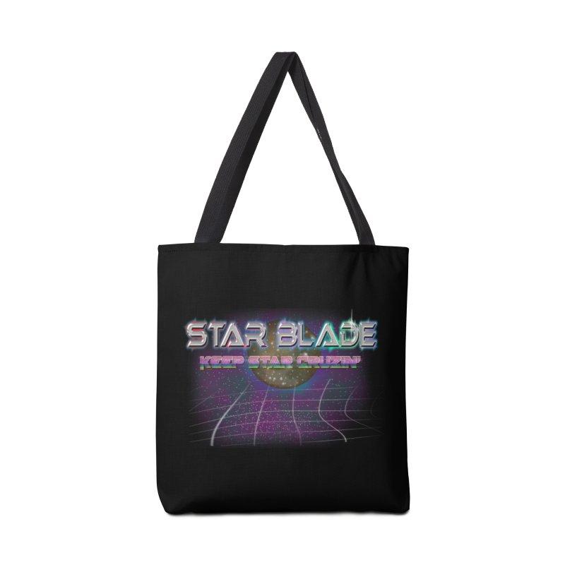 Star Blade Keep Star Cruzin' Accessories Bag by LlamapajamaTs's Artist Shop