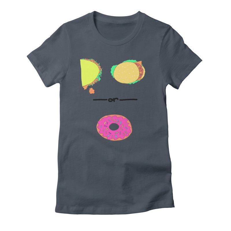 Do -or- Donut Women's Lounge Pants by LlamapajamaTs's Artist Shop