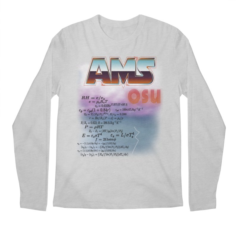 AMS May 2017 Tee Men's Longsleeve T-Shirt by LlamapajamaTs's Artist Shop