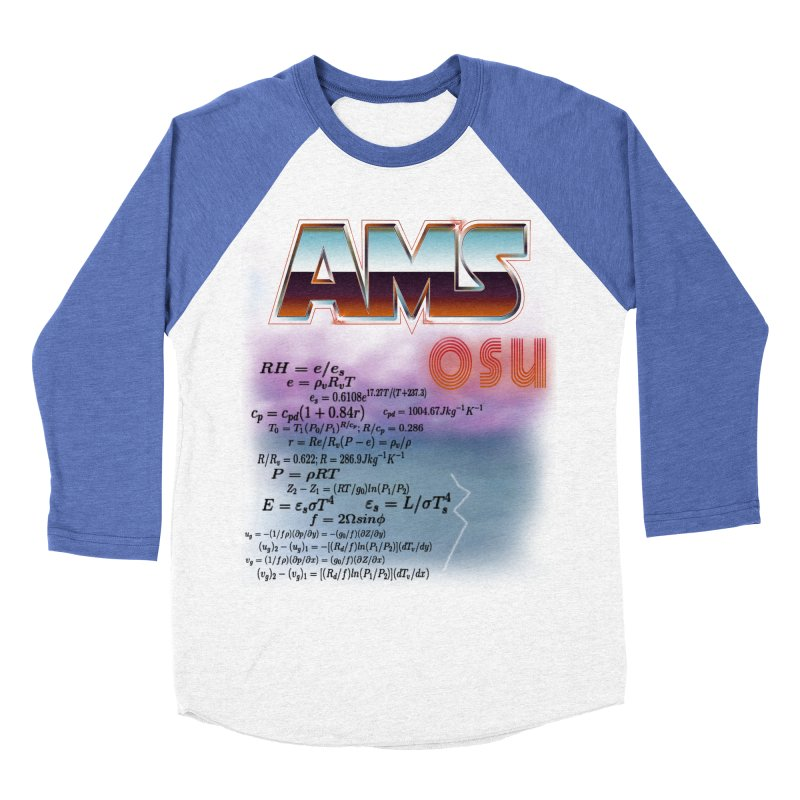 AMS May 2017 Tee Women's Baseball Triblend T-Shirt by LlamapajamaTs's Artist Shop