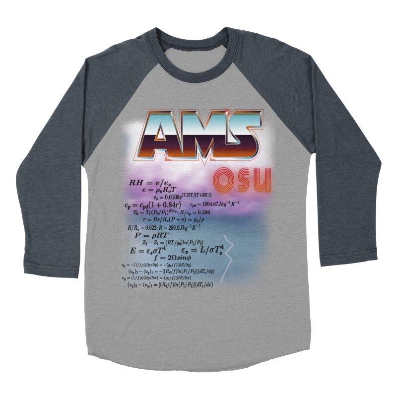 AMS May 2017 Tee Men's Baseball Triblend T-Shirt by LlamapajamaTs's Artist Shop