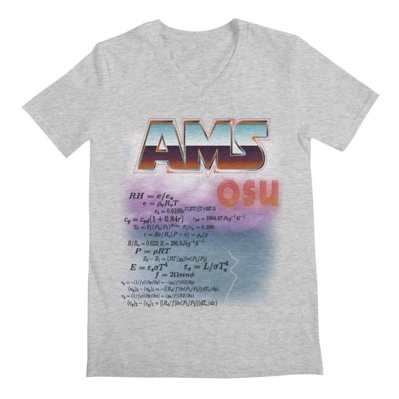 AMS May 2017 Tee Men's V-Neck by LlamapajamaTs's Artist Shop