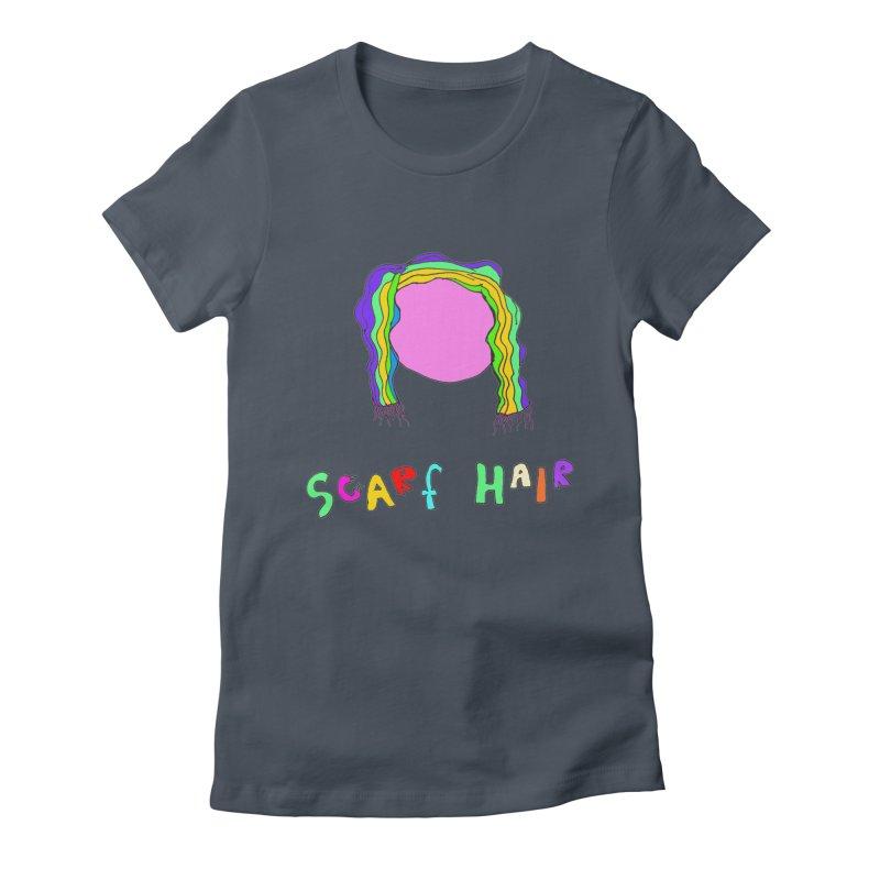 Scarf Hair Women's Lounge Pants by LlamapajamaTs's Artist Shop
