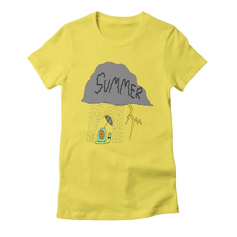 Summer Weather Women's Lounge Pants by LlamapajamaTs's Artist Shop