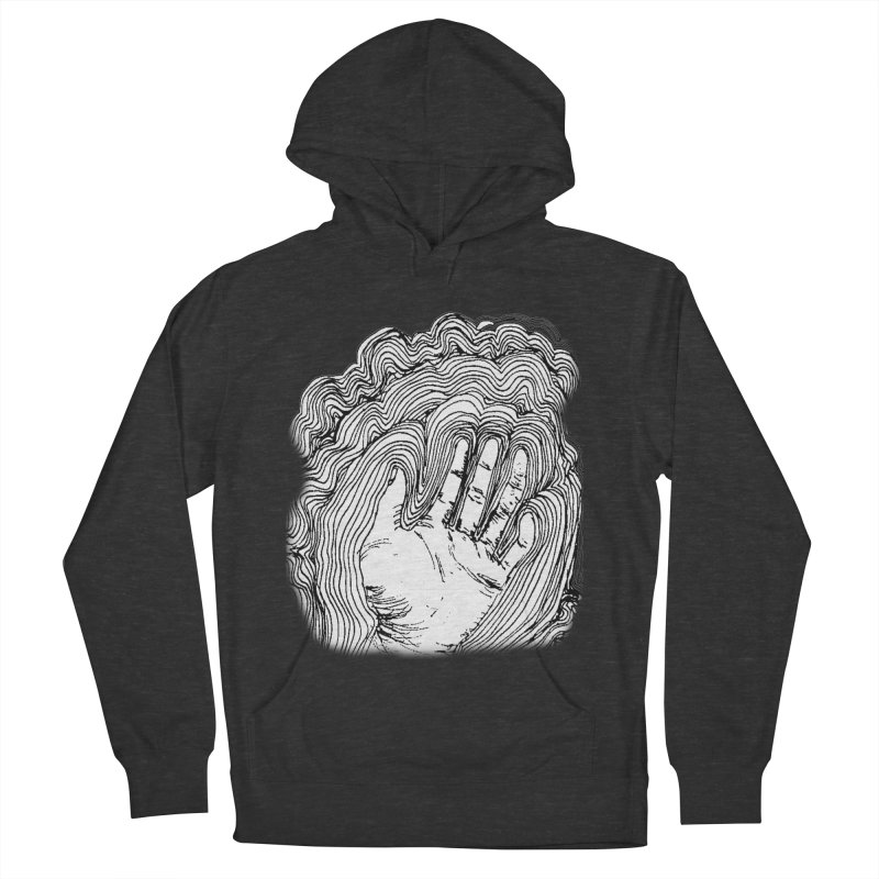 Give Me A Hand? Women's Pullover Hoody by LlamapajamaTs's Artist Shop