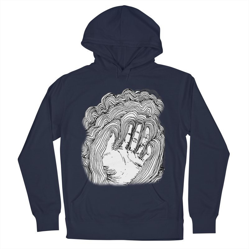 Give Me A Hand? Men's Pullover Hoody by LlamapajamaTs's Artist Shop