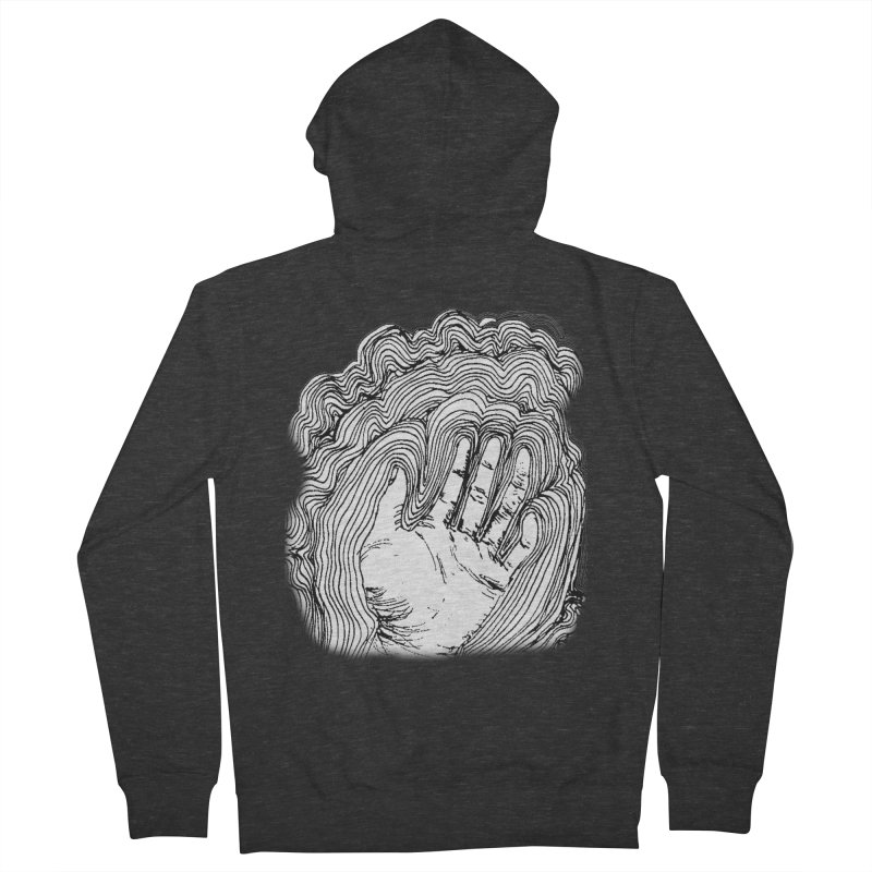 Give Me A Hand? Women's Zip-Up Hoody by LlamapajamaTs's Artist Shop