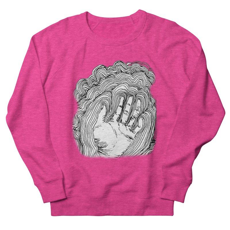 Give Me A Hand? Women's Sweatshirt by LlamapajamaTs's Artist Shop