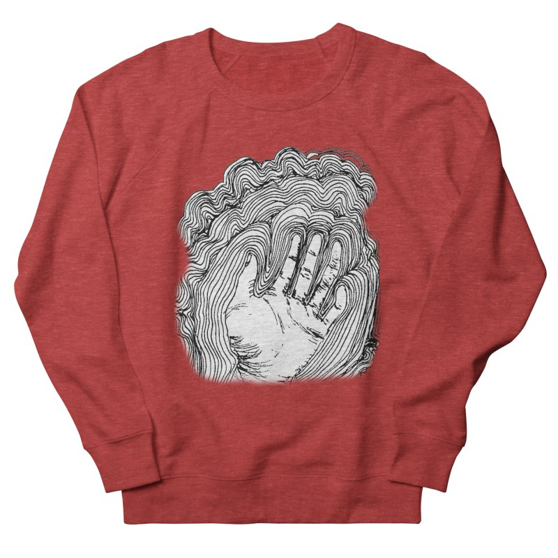 Give Me A Hand? Men's Sweatshirt by LlamapajamaTs's Artist Shop