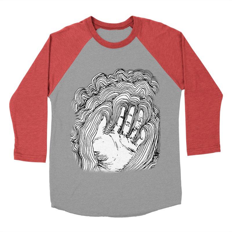 Give Me A Hand? Women's Baseball Triblend T-Shirt by LlamapajamaTs's Artist Shop