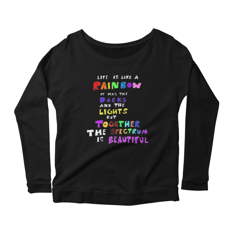Life is Beautiful and Complicated, So Love It!   by LlamapajamaTs's Artist Shop