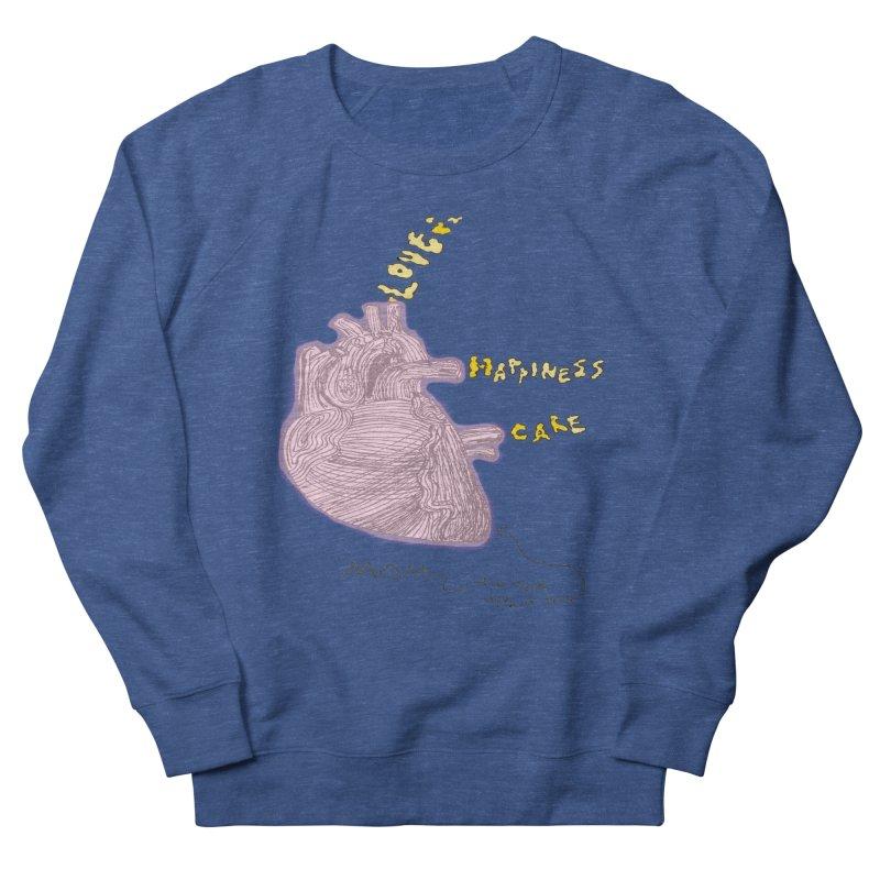 Love Factory Men's Sweatshirt by LlamapajamaTs's Artist Shop