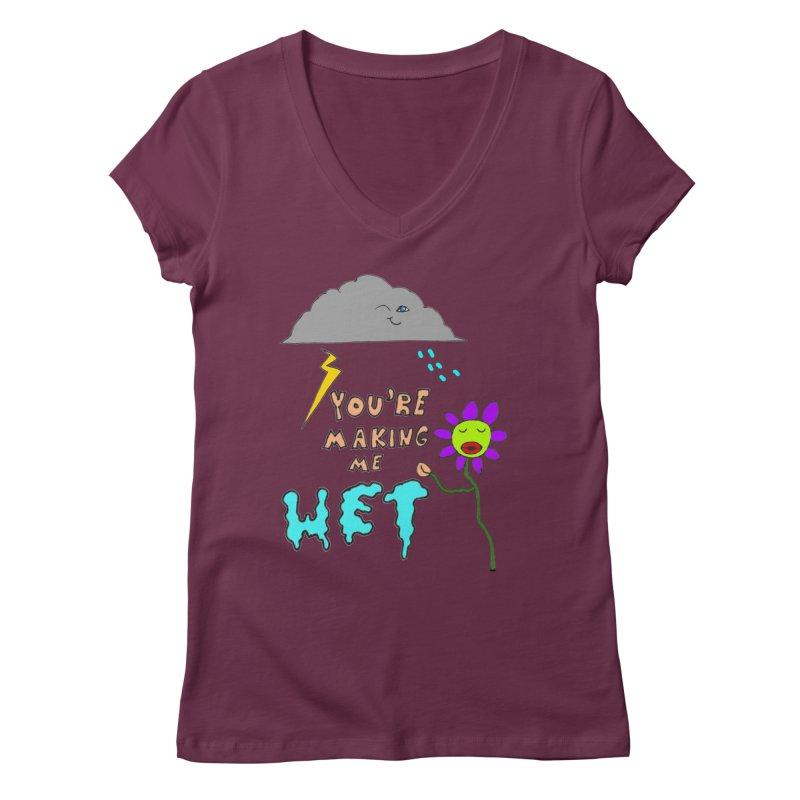 You're Making Me Wet   by LlamapajamaTs's Artist Shop