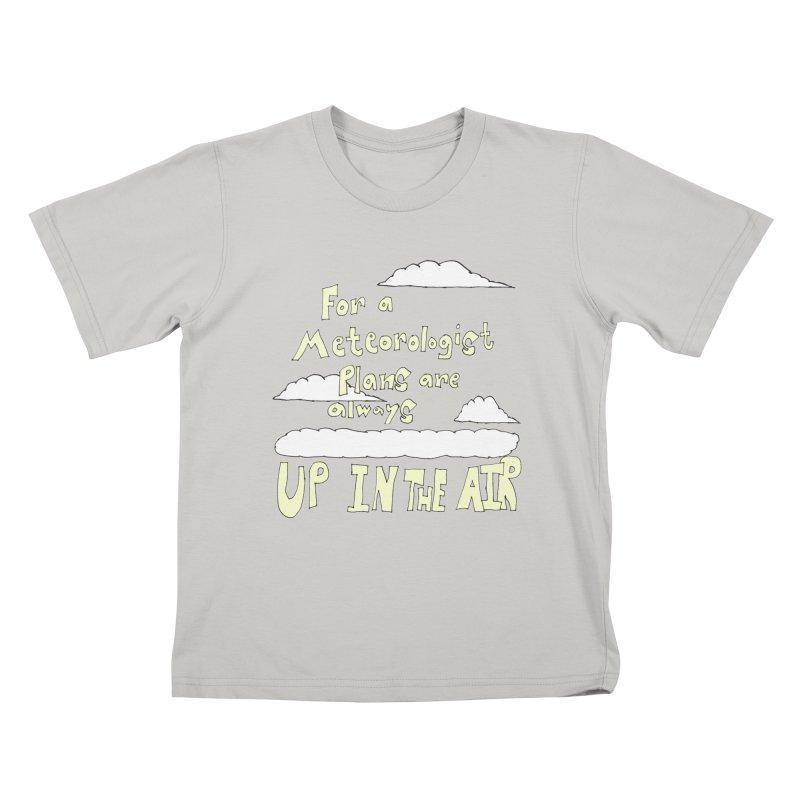 Meteorologist Plans Kids T-shirt by LlamapajamaTs's Artist Shop