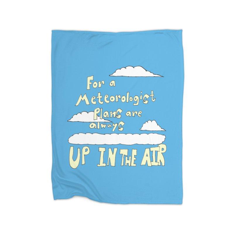 Meteorologist Plans Home Blanket by LlamapajamaTs's Artist Shop