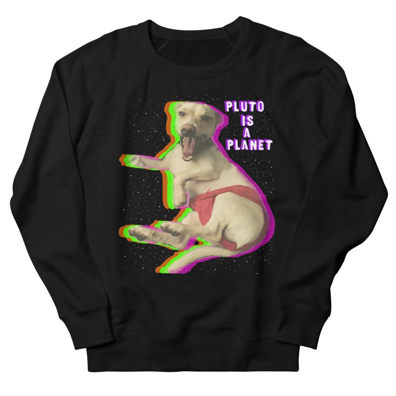 Pluto is a Planet!!   by LlamapajamaTs's Artist Shop