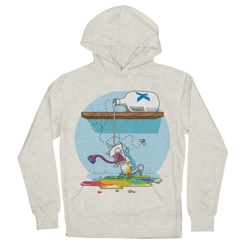 Gluttony goes colorless Women's Pullover Hoody by Llorch's Shop