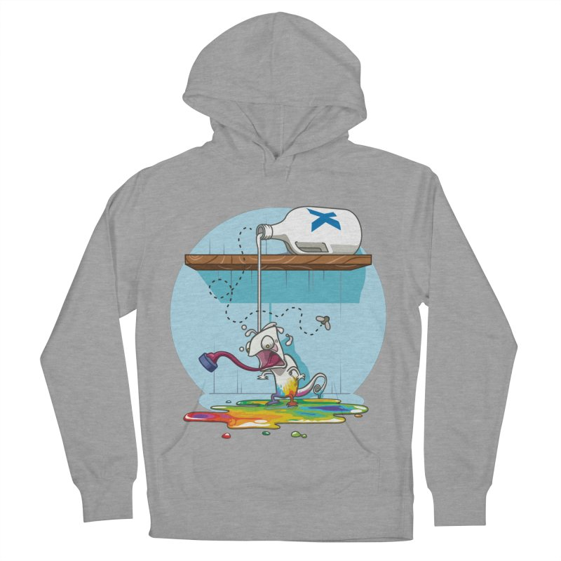 Gluttony goes colorless Men's Pullover Hoody by Llorch's Shop