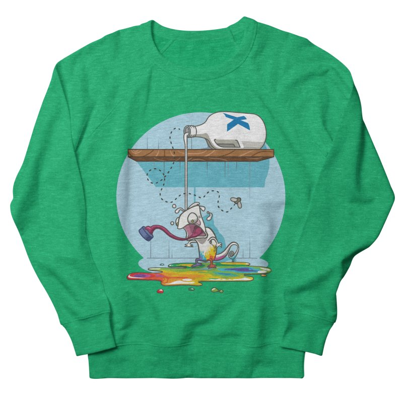 Gluttony goes colorless Women's Sweatshirt by Llorch's Shop