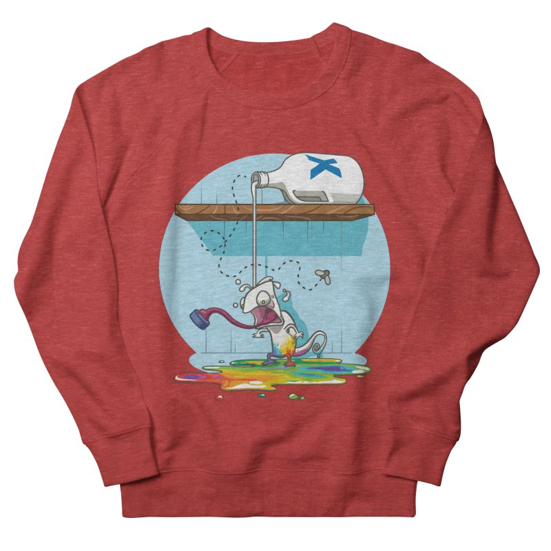 Gluttony goes colorless Men's Sweatshirt by Llorch's Shop