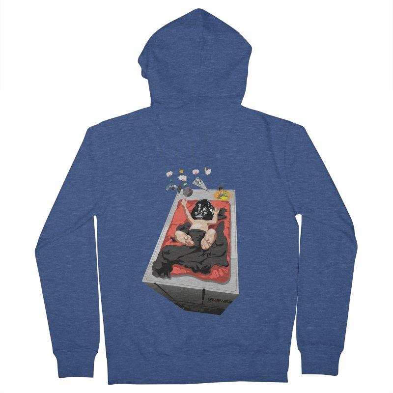 Dark child Men's Zip-Up Hoody by Llorch's Shop