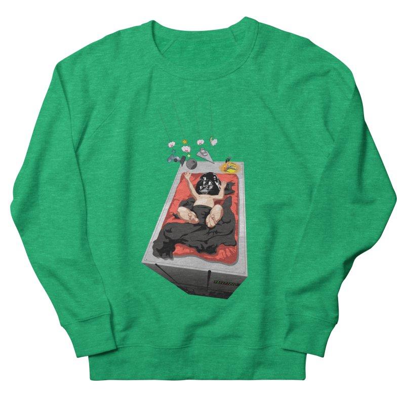 Dark child Men's French Terry Sweatshirt by Llorch's Shop