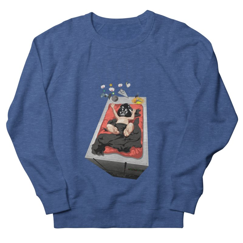 Dark child Men's French Terry Sweatshirt by Llorch's Shop