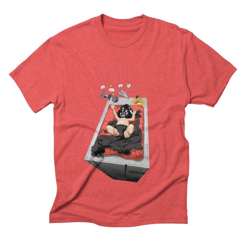 Dark child Men's Triblend T-shirt by Llorch's Shop