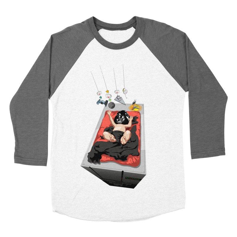 Dark child Women's Baseball Triblend T-Shirt by Llorch's Shop