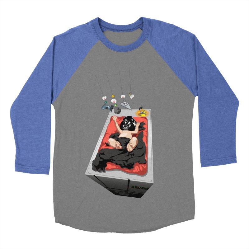 Dark child Women's Baseball Triblend Longsleeve T-Shirt by Llorch's Shop