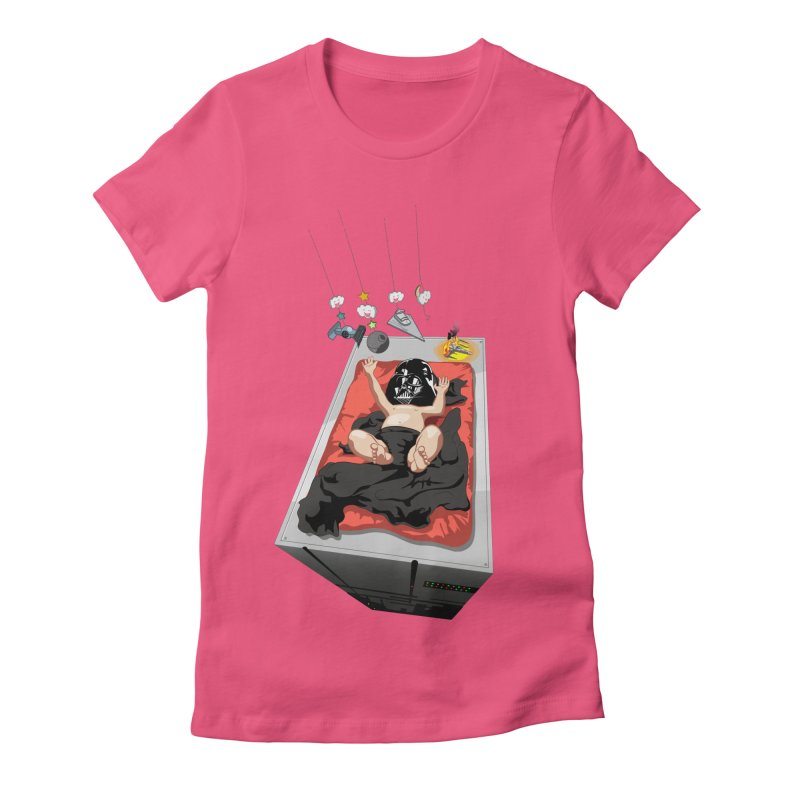 Dark child Women's T-Shirt by Llorch's Shop