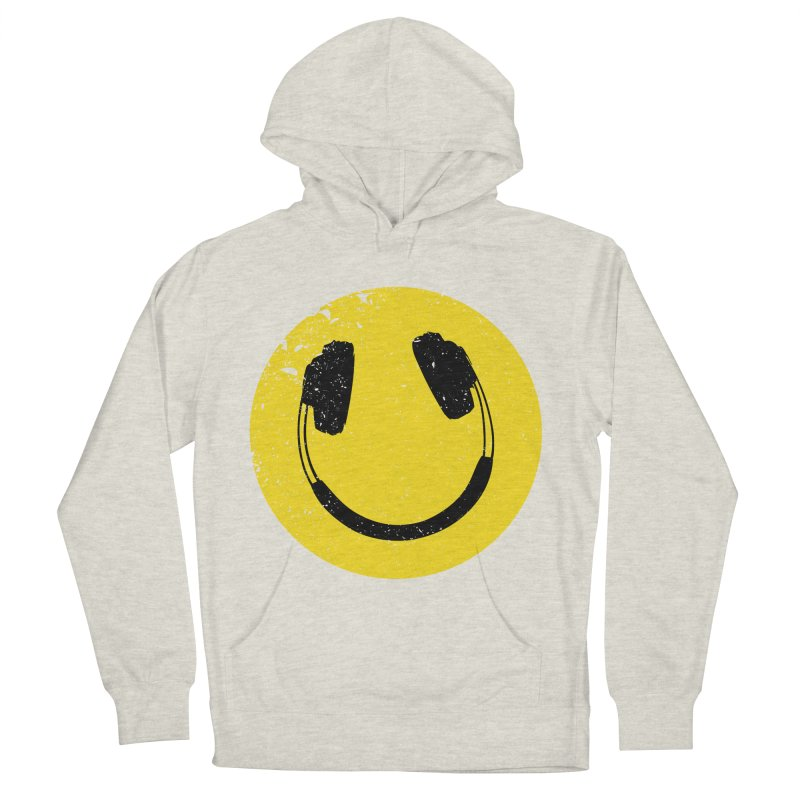 Music makes me feel good! Men's Pullover Hoody by Llorch's Shop