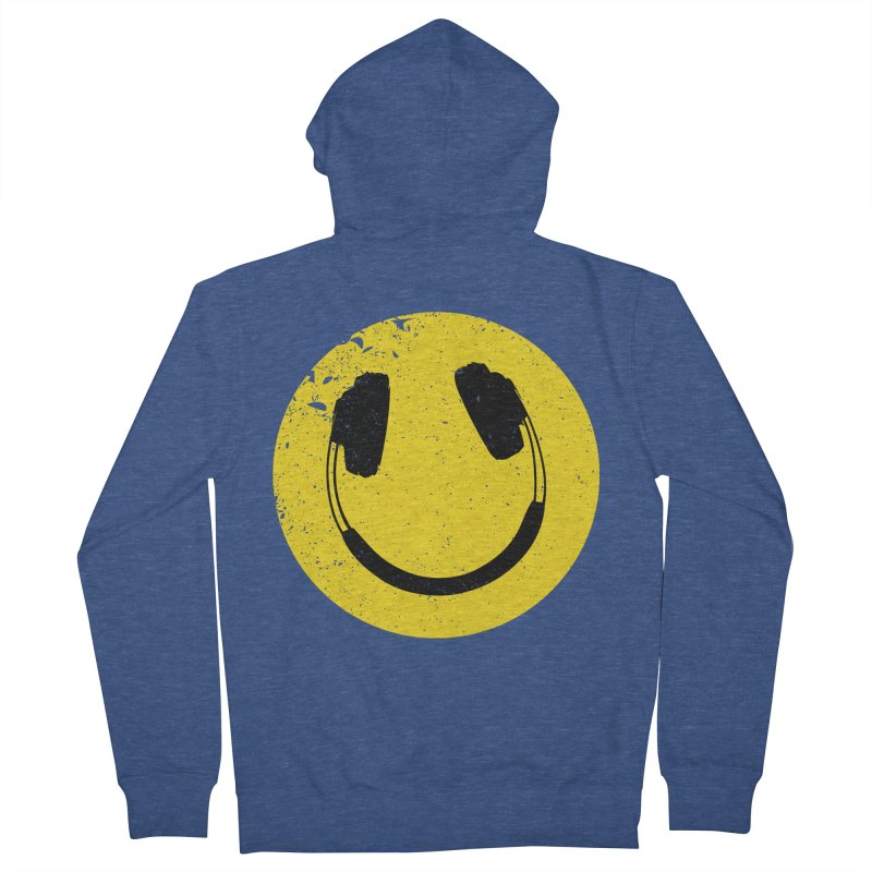 Music makes me feel good! Women's Zip-Up Hoody by Llorch's Shop