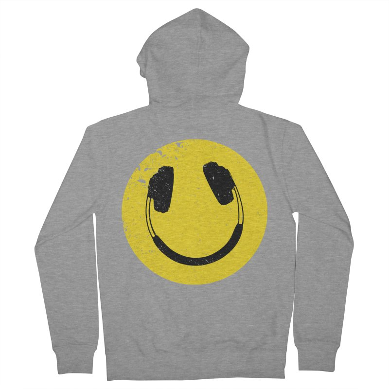 Music makes me feel good! Women's French Terry Zip-Up Hoody by Llorch's Shop
