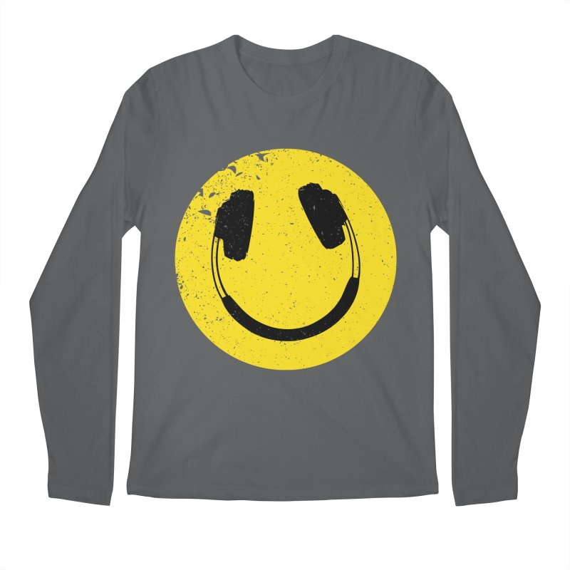 Music makes me feel good! Men's Longsleeve T-Shirt by Llorch's Shop