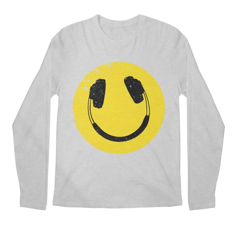 Music makes me feel good! Men's Longsleeve T-Shirt by Llorch's Shop