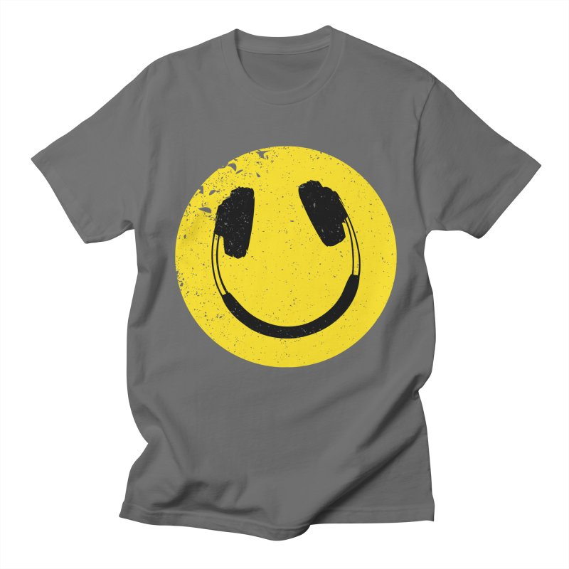 Music makes me feel good! Men's T-Shirt by Llorch's Shop