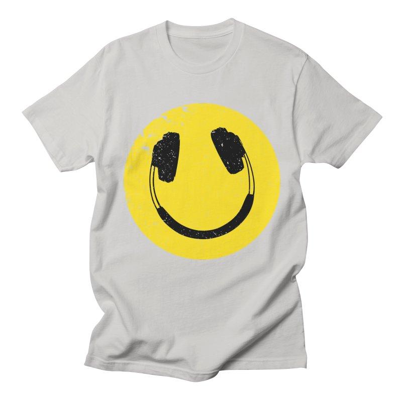 Music makes me feel good! Men's T-shirt by Llorch's Shop
