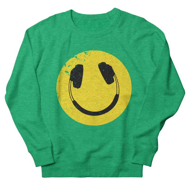 Music makes me feel good! Men's French Terry Sweatshirt by Llorch's Shop