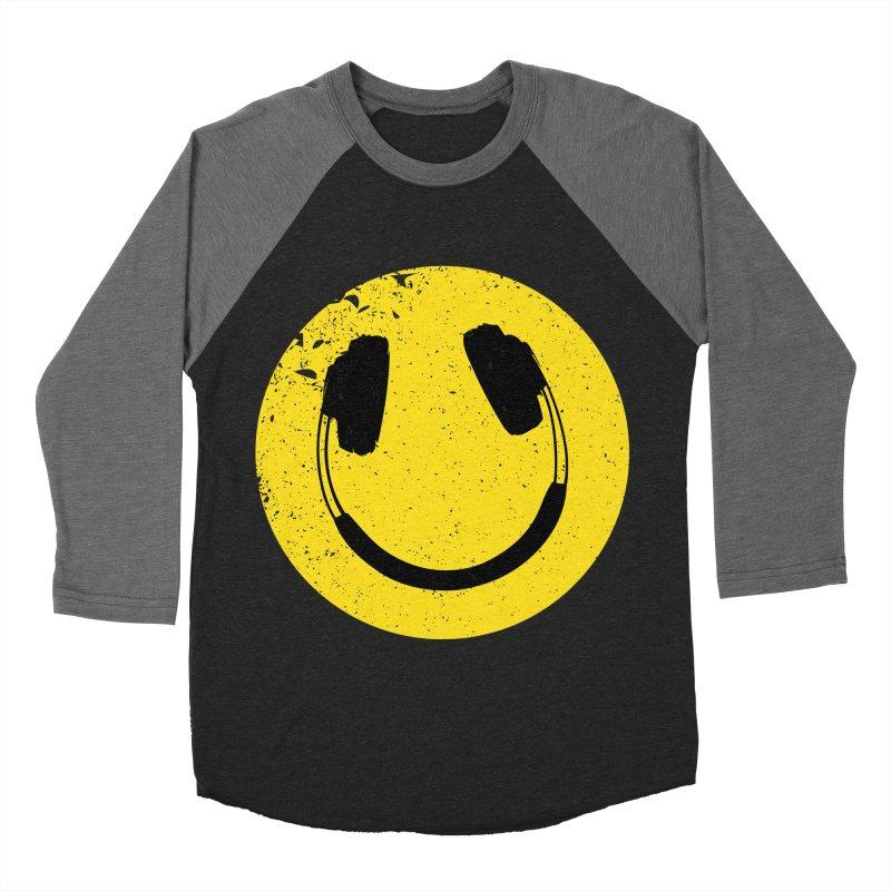 Music makes me feel good! Women's Baseball Triblend T-Shirt by Llorch's Shop