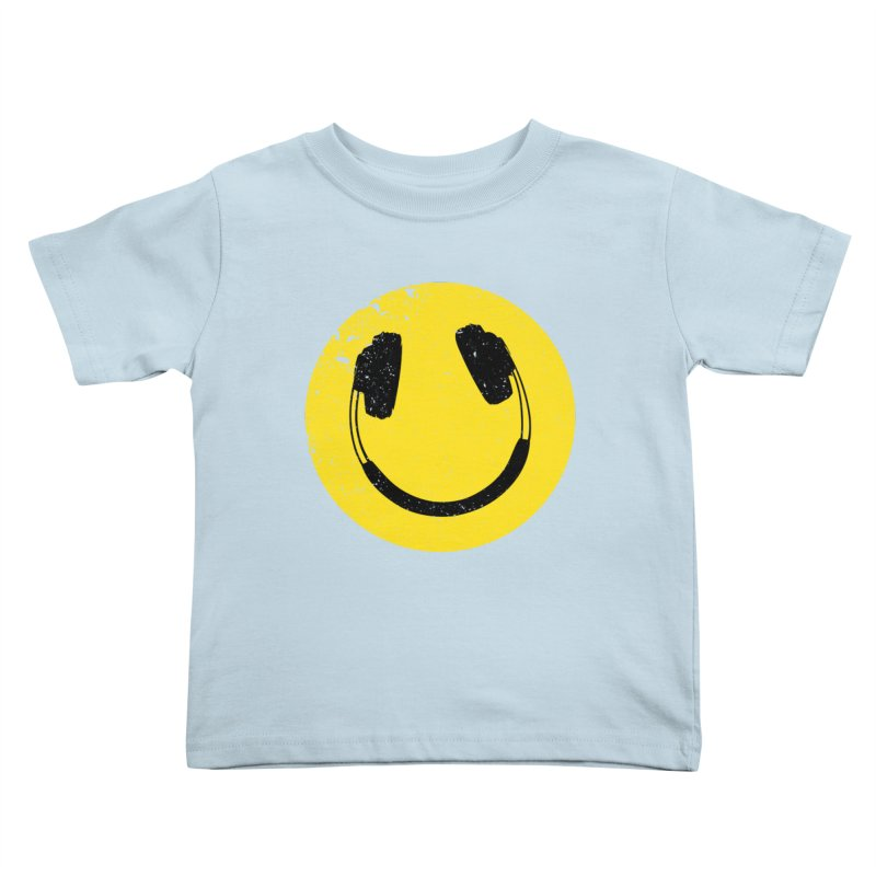 Music makes me feel good! Kids Toddler T-Shirt by Llorch's Shop