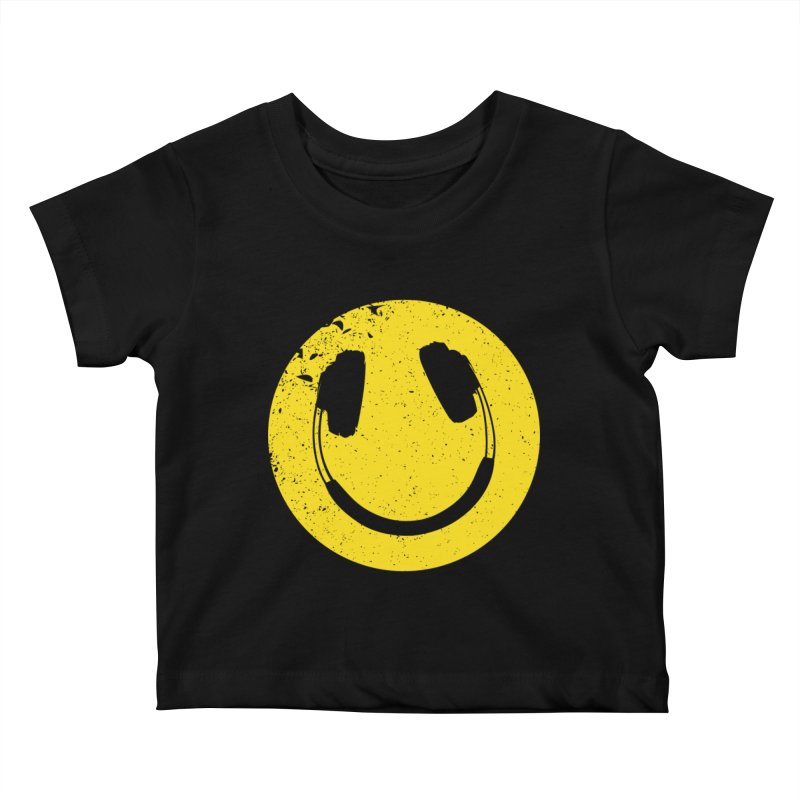 Music makes me feel good! Kids Baby T-Shirt by Llorch's Shop
